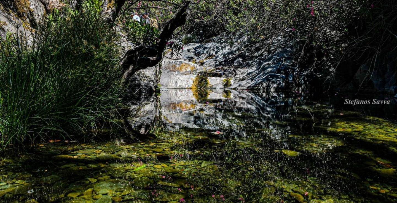 Ένα καλά κρυμμένο σημείο στην Κύπρο, για μοναχικές βουτιές