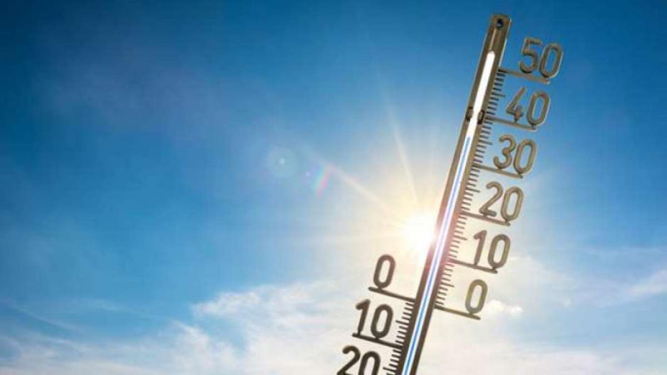 Ανεβαίνει και πάλι η θερμοκρασία