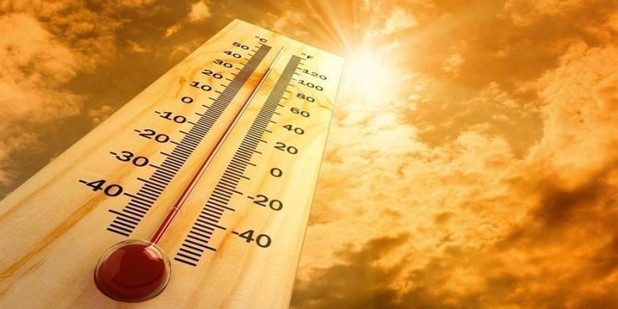 Συνεχίζεται ο καύσωνας στην Κύπρο – Φτάνει τους 41 βαθμούς η θερμοκρασία