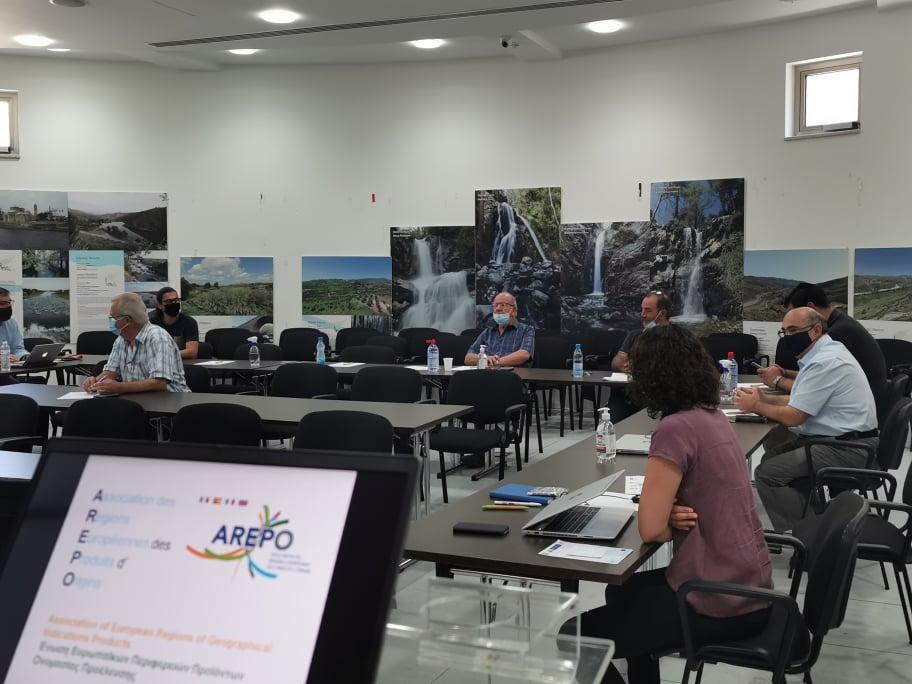 Παρουσίαση Ευρωπαϊκού δικτύου AREPO από την Αναπτυξιακή Εταιρεία Λάρνακας – Αμμοχώστου