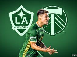Los Angeles Galaxy – Portland Timbers