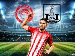 Olympiacos – Neftci Baku