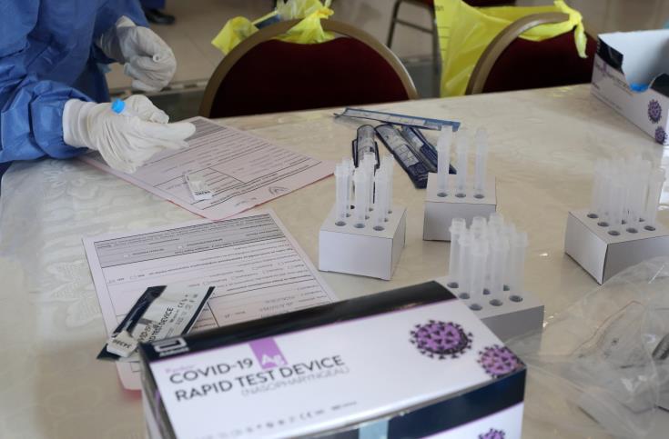 Αναλυτικά τα σημεία των rapid test την Πέμπτη στη Λάρνακα