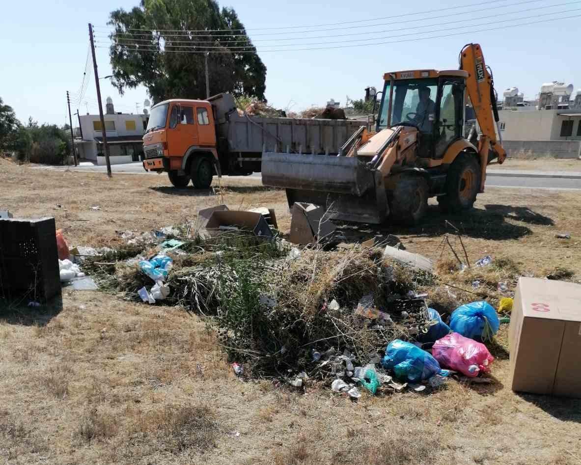 Δείτε ποιες περιοχές της πόλης μας καθαρίζει αυτή την εβδομάδα το Τμήμα Καθαριότητας του Δήμου Λάρνακας
