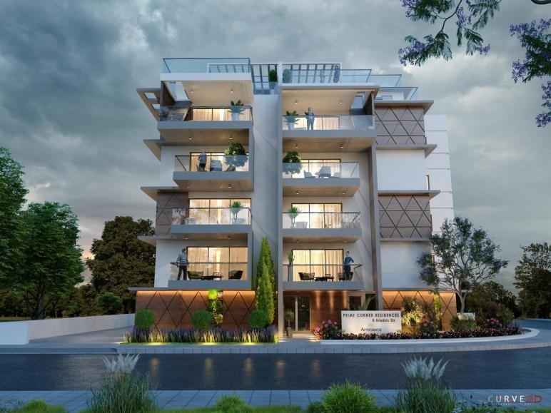 Παράδοση κλειδιών στους νέους ιδιοκτήτες του Prime Corner Residences από την Africanos Property Developers