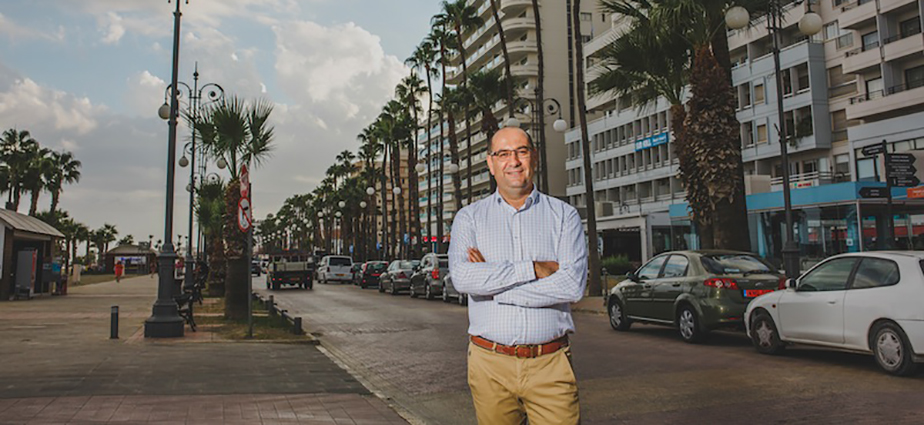 Ανδρέας Βύρας: «Το όραμά μου μέχρι τον Μάιο του 2024»