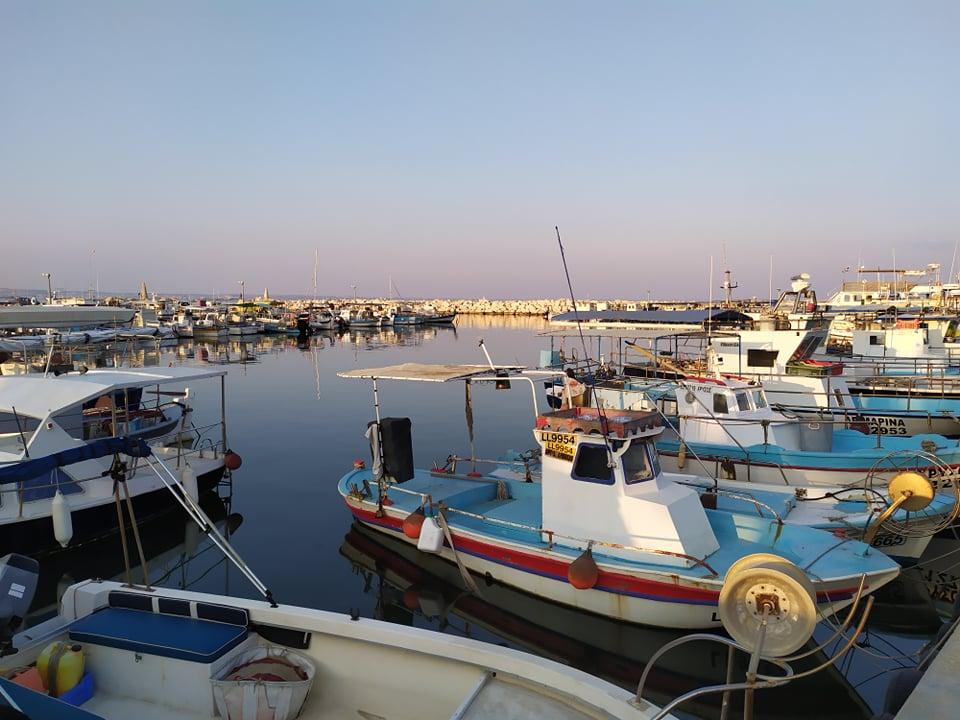 Αρχίζουν τα βελτιωτικά έργα στο αλιευτικό καταφύγιο Λάρνακας μετά από 42 χρόνια