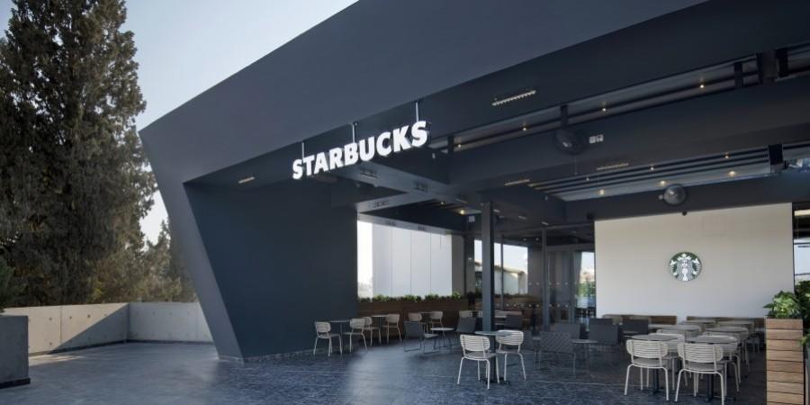 Νέο κατάστημα Starbucks στο Metropolis Mall στη Λάρνακα