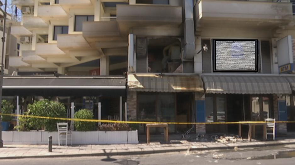 Στάχτη οι κόποι μιας ζωής: Τι δήλωσε ο ιδιοκτήτης της ταβέρνας στη Λάρνακα (βίντεο)