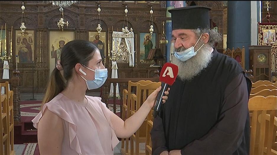 Πάτερ Σπυρίδωνας: Είδα με τα μάτια μου τον θάνατο, δεν πρόλαβα το εμβόλιο (ΒΙΝΤΕΟ)