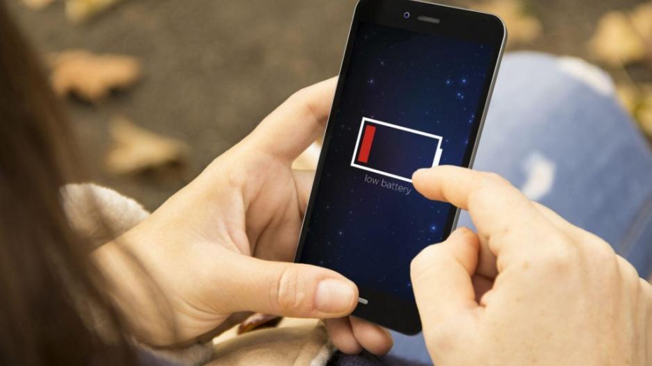 Το κόλπο για να κρατάει περισσότερο η μπαταρία του κινητού