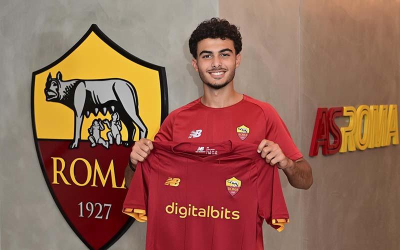 Η Ρόμα ανακοίνωσε παίκτη από την ΑΕΚ Λάρνακας (φώτο)