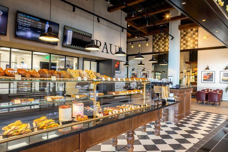 To PAUL η καρδιά του νέου food court στο Metropolis Mall στη Λάρνακα