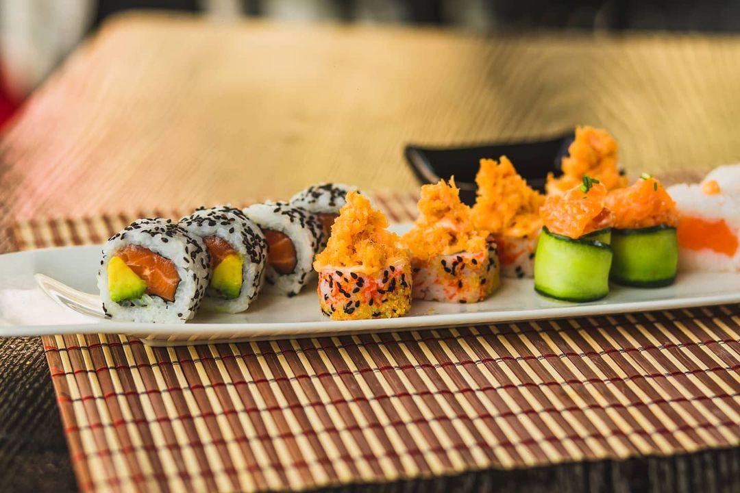 Αύριο πάμε για all you can eat sushi στο κέντρο της πόλης