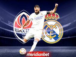Shakhtar Donetsk – Real Madrid