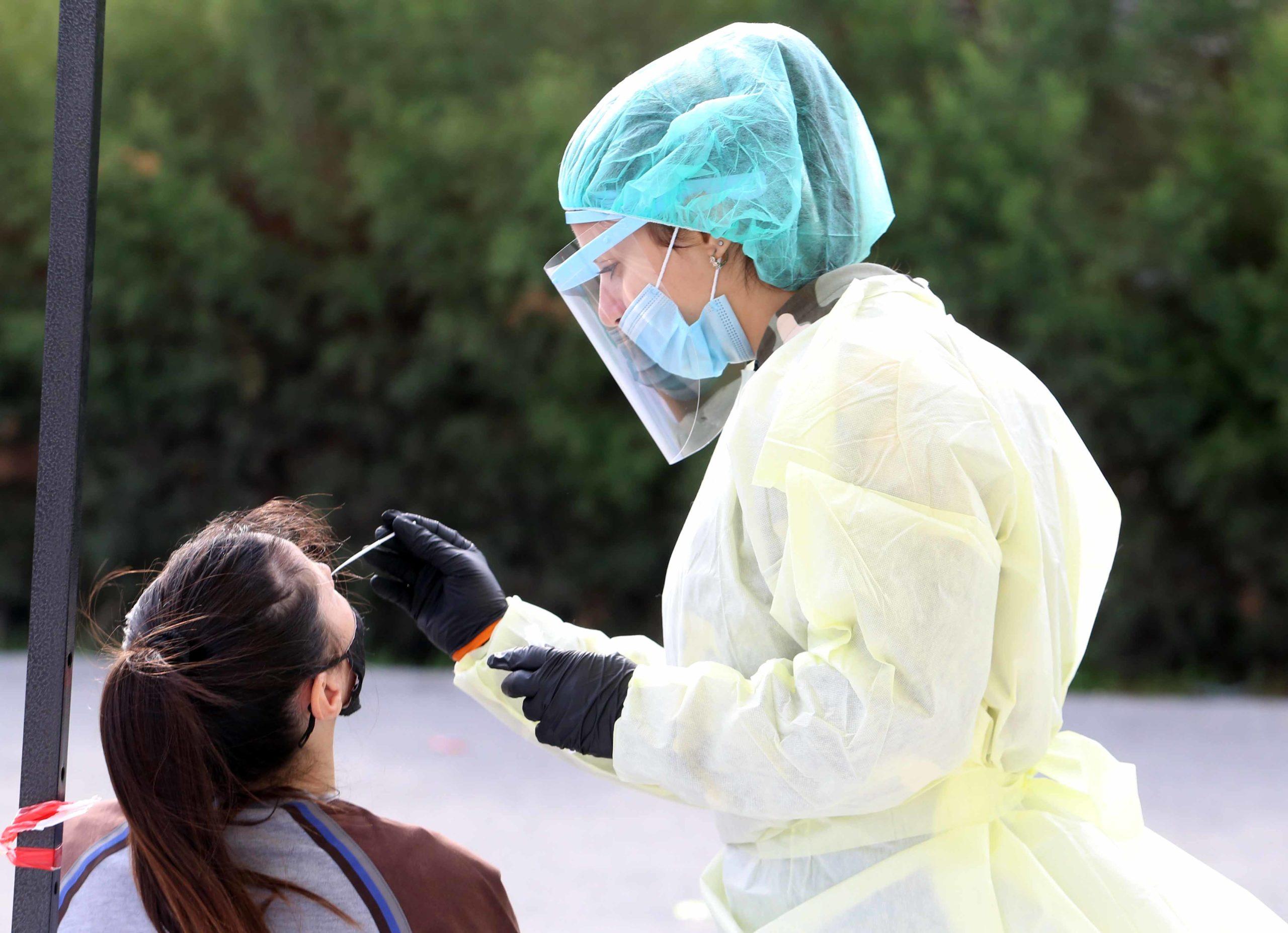 142 νέα κρούσματα στην Κύπρο το τελευταίο 24ωρο