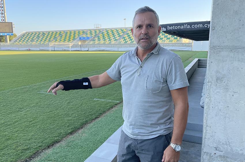 Τσάβι Ρόκα στο LarnakaOnline Sports: «Ήταν πολύ άσχημη η εμπειρία στον Παναθηναϊκό, εκεί είσαι «νεκρός», μετάνιωσα που πήγα» (Μέρος 3/3)